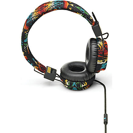 URBANEARS Plattan Pendleton Edition on-ear headphones