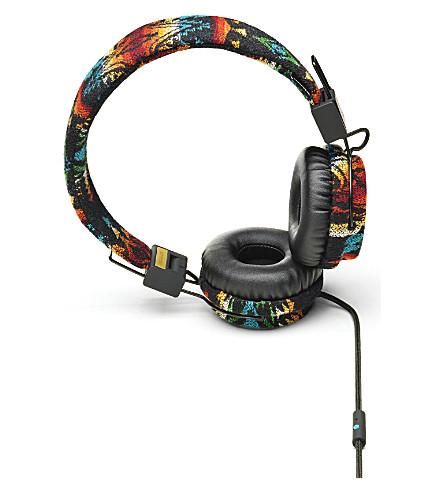 URBANEARS Plattan Pendleton Edition on-ear headphones