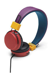 URBANEARS Plattan Rainforest Edition on-ear headphones