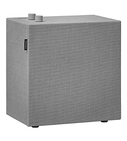 URBANEARS Stammen wireless multi-room speaker (Concrete+grey