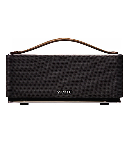 VEHO VSS-012-M6 - 360° Mode Retro Wireless Bluetooth Speaker