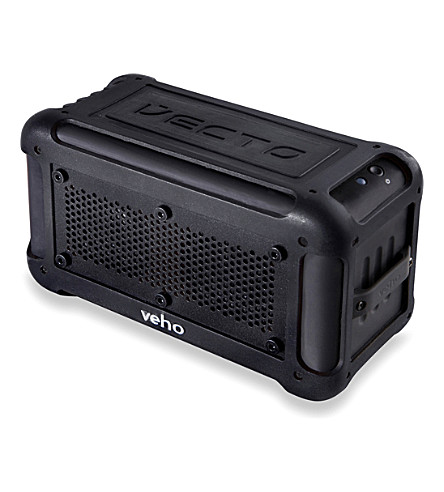 VEHO Vecto rugged wireless bluetooth speaker