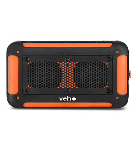 VEHO VXS-002-ORG - 360° Vecto Wireless Water-Resistant Speaker