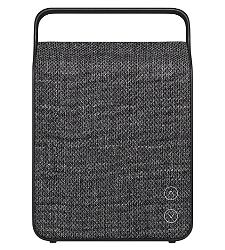 VIFA Oslo Wireless Portable Speaker (Anthracite+grey