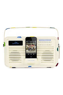 VIEW QUEST Emma Bridgewater Retro DAB+/FM radio