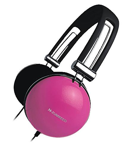 ZUMREED Retro over-ear headphones