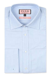 THOMAS PINK Royal Oxford classic-fit double-cuff shirt