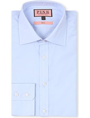 THOMAS PINK Classic-fit button-cuff shirt