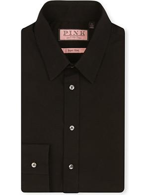 THOMAS PINK Freddie super slim-fit single-cuff shirt