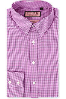 THOMAS PINK Lydiard super-slim single-cuff shirt