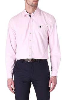 THOMAS PINK Lowe cotton poplin shirt