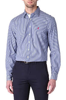 THOMAS PINK Latitude cotton striped shirt