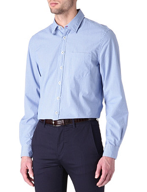 THOMAS PINK Longitude regular-fit button-cuff shirt
