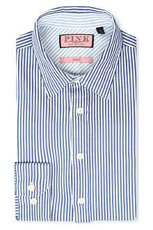 THOMAS PINK Albin regular-fit single-cuff shirt