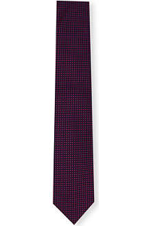 THOMAS PINK Gordon Neat silk tie