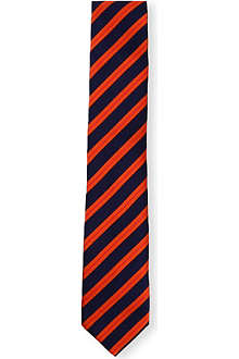 THOMAS PINK Ford Stripe silk tie