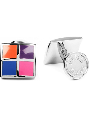 THOMAS PINK Four Panel cufflinks