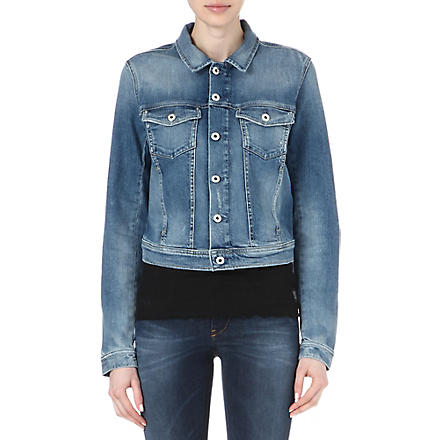 DIESEL Denim jacket (Blue