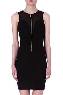 DIESEL Zip front dress