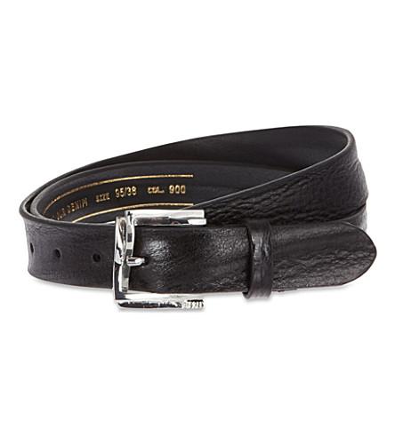 DIESEL Bescu belt (Black