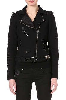 DIESEL Tribute biker jacket