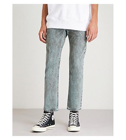 DIESEL 克星常规版型直牛仔裤