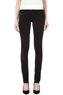 DIESEL Livier mid-rise skinny jeans