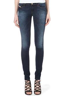 DIESEL Skinzee low-rise skinny jeans