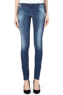 DIESEL Skinzee mid-rise skinny jeans