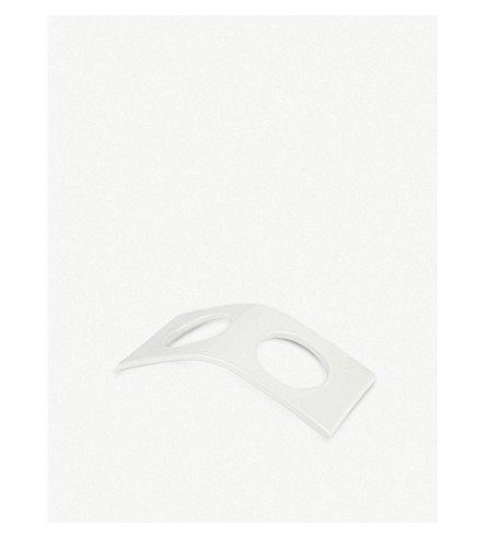 THE WHITE COMPANY Ceramic bottle arch (White