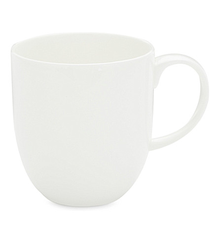 THE WHITE COMPANY Symons Bone China mug (White