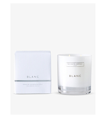 THE WHITE COMPANY Blanc 2-wick scented candle