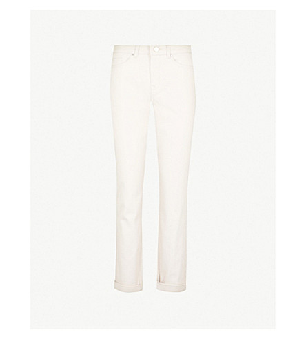 THE WHITE COMPANY Brompton boyfriend jeans (Neutral