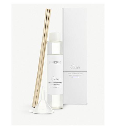 THE WHITE COMPANY Cassis diffuser refill 150ml (No+colour
