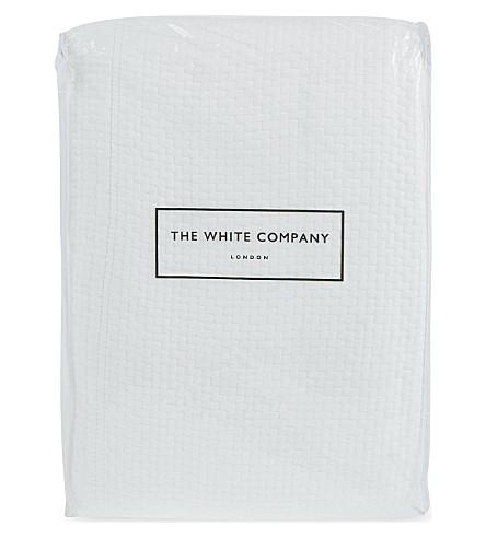 THE WHITE COMPANY Colville duvet (White