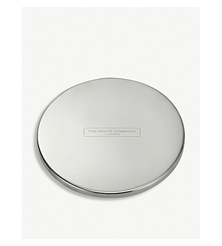 THE WHITE COMPANY Ceramic diffuser plate 8cm (No+colour