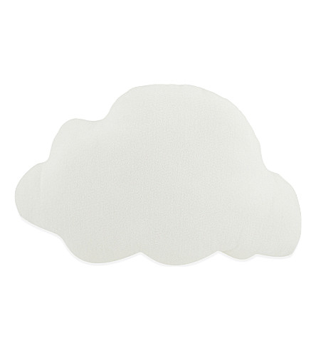 THE LITTLE WHITE COMPANY Cloud cushion (White