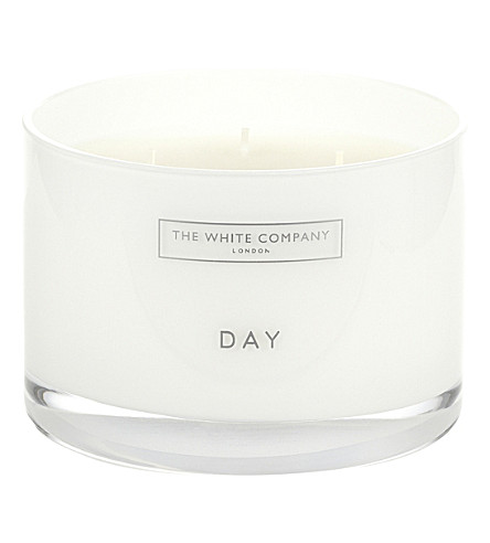 THE WHITE COMPANY Day multiwick candle