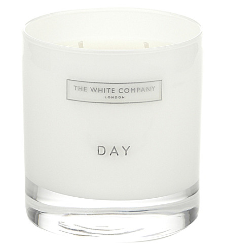 THE WHITE COMPANY Day candle