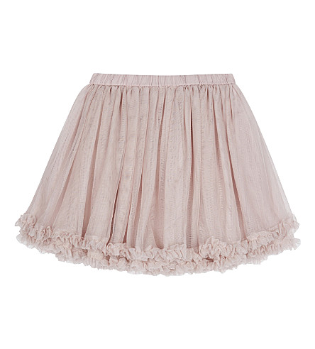 THE LITTLE WHITE COMPANY Frilled tulle tutu 1-6 years (Multi
