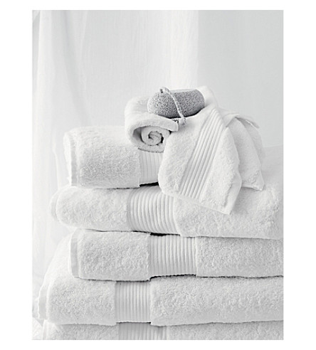 THE WHITE COMPANY Luxury Egyptian cotton bath sheet (White