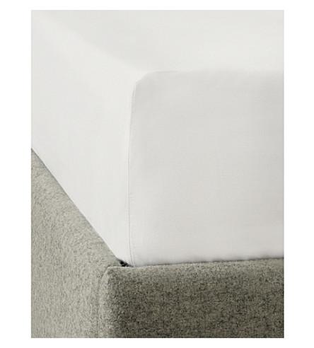 THE WHITE COMPANY 易铁埃及棉双合板 (白色