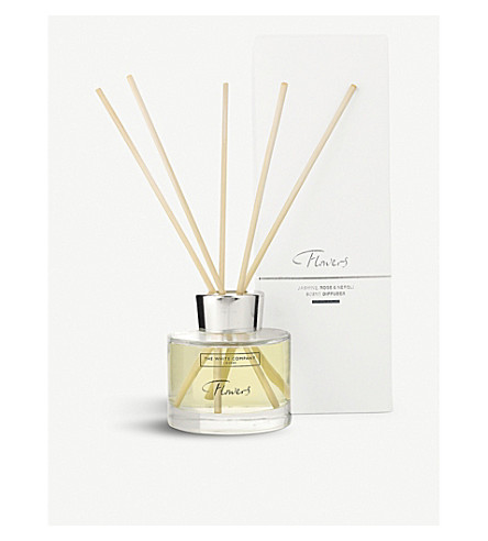 THE WHITE COMPANY Flowers diffuser 150ml (No+colour