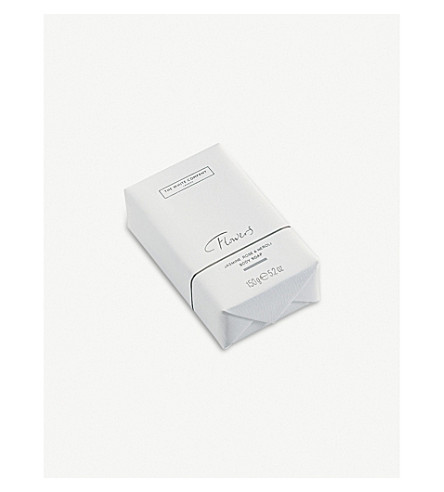THE WHITE COMPANY Flowers soap 150g (No+colour