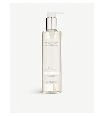 THE WHITE COMPANY Flowers hand wash