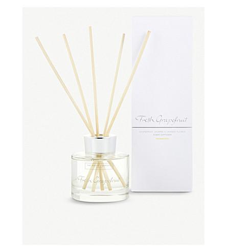 THE WHITE COMPANY Fresh grapefruit scent diffuser 150ml (No+colour