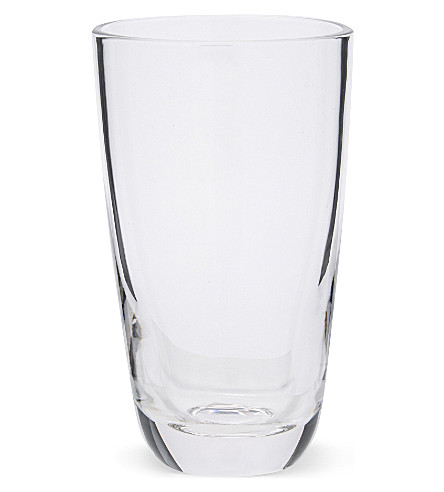 THE WHITE COMPANY Elgin highball glass tumbler (Clear