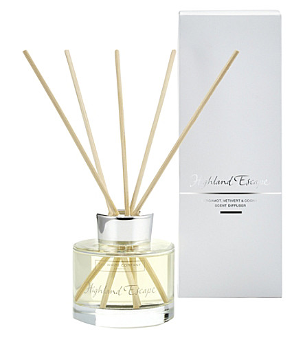 THE WHITE COMPANY Highland escape diffuser (No+colour