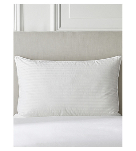 THE WHITE COMPANY Hungarian goose down and feather superking pillow (No+colour