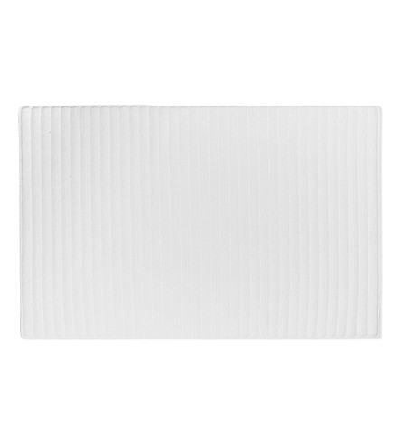 THE WHITE COMPANY Hydrocotton bath mat (White